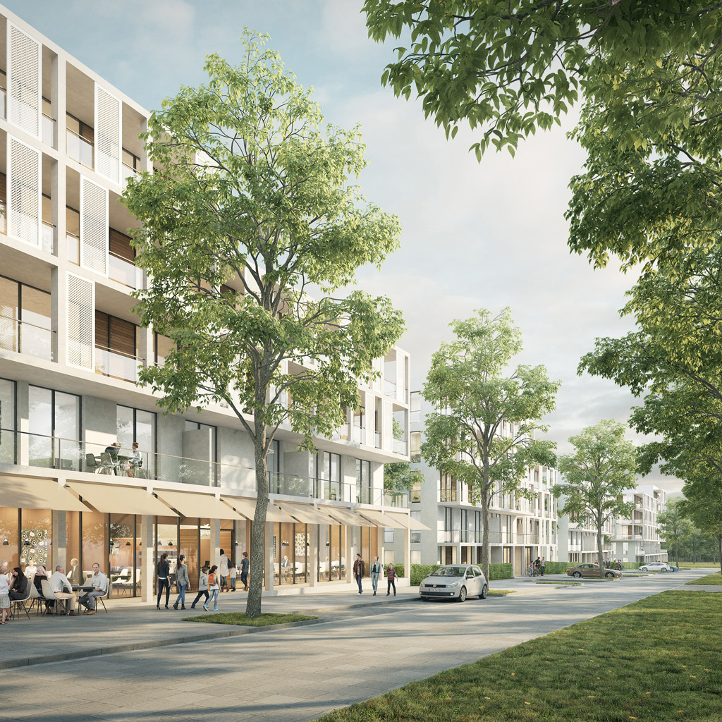 Dessauer Straße Wolfsburg Westhagen