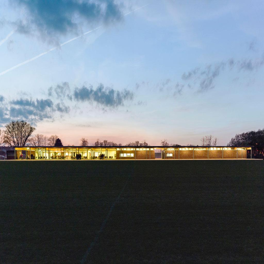 Vereinsgebäude BV Werder Hannover
