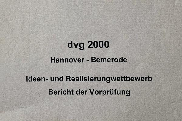 Hauptverwaltung DVG 2000