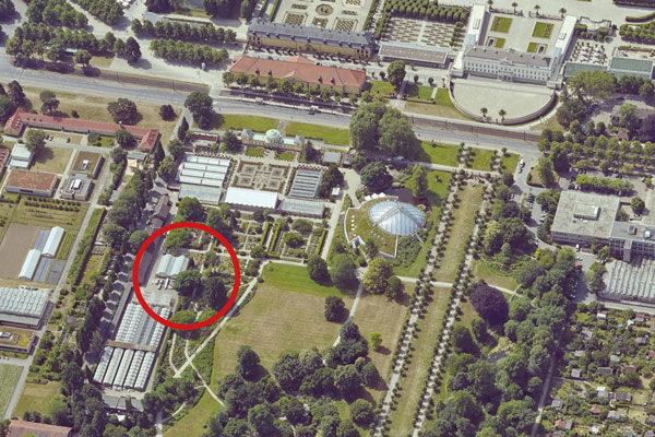 Neue Schauhäuser Herrenhäuser Gärten Hannover